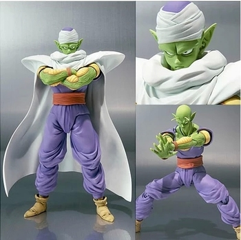 Dragonball Piccolo Rakamlar PVC Rakam Bandai SHFiguart Piccolo Dragon Ball Z DBZ Action Figure las bolas de ejderha DBZ Oyuncaklar